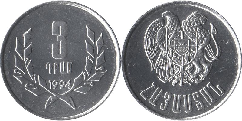 3 dram 1994